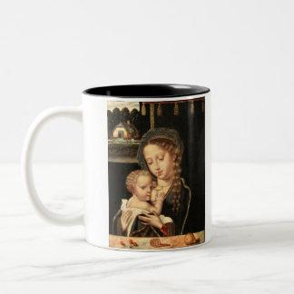 Madonna and Child Nursing Mugs