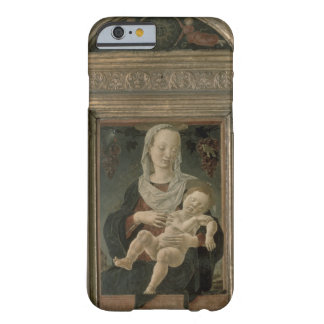 Madonna and Child (oil on panel) Barely There iPhone 6 Case