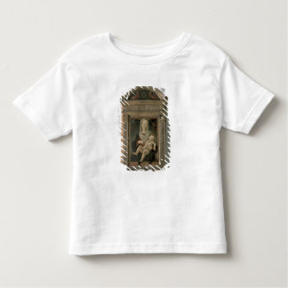 Madonna and Child (oil on panel) Toddler T-shirt