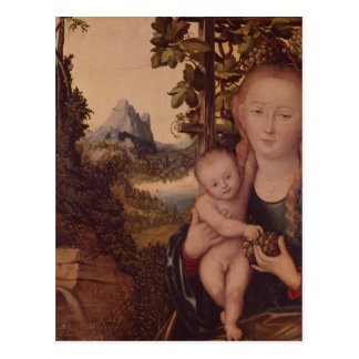 Madonna and Child Post Cards