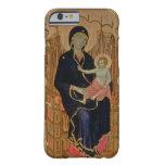Madonna and Child (Rucellai Madonna) 1285 (tempera iPhone 6 Case