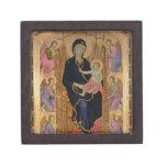 Madonna and Child (Rucellai Madonna) 1285 (tempera Premium Gift Boxes