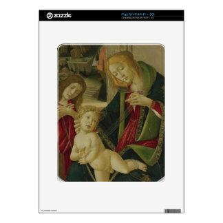 MADONNA AND CHILD SKINS FOR THE iPad
