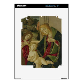 MADONNA AND CHILD DECALS FOR iPad 2