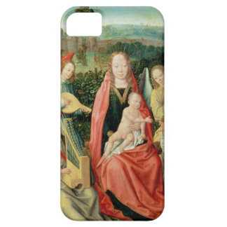 Madonna and Child surrounded by Angels iPhone SE/5/5s Case