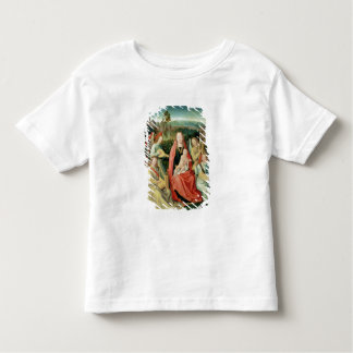 Madonna and Child surrounded by Angels T Shirt