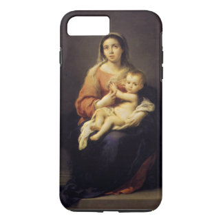 Madonna and Child - Virgin Mary - Murillo iPhone 8 Plus/7 Plus Case