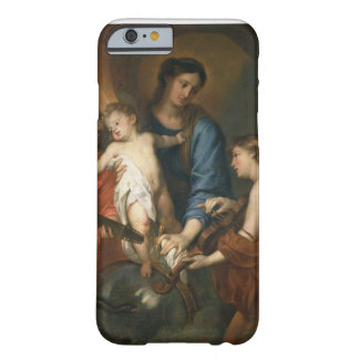 Madonna and Child with angels Barely There iPhone 6 Case