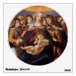 Madonna and Child with Angels by Sandro Botticelli Room Decal