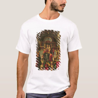 Madonna and Child with Saints, 1499 T-Shirt