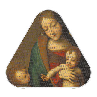 Madonna and Child with Saints Speaker