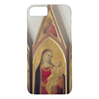 Madonna and Child with SS. Nicholas and Proculus, iPhone 7 Case