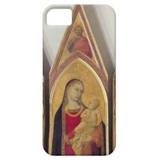 Madonna and Child with SS. Nicholas and Proculus, iPhone SE/5/5s Case