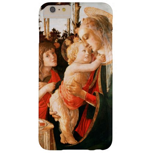 Madonna and Child with St. John the Baptist Barely There iPhone 6 Plus Case