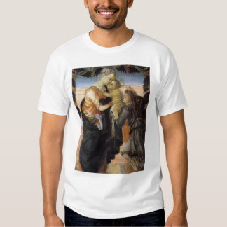 Madonna and Child with St. John the Baptist T-shirt