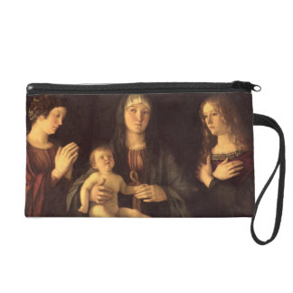 Madonna and Child with St. Mary Magdalene and St. Wristlet
