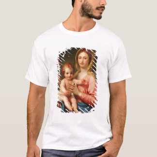 Madonna and Child with Two Angels, 1770-73 T-Shirt