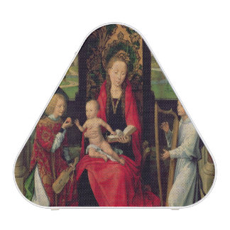Madonna and Child with two Angels Speaker