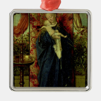 Madonna at the Fountain, 1439 Metal Ornament