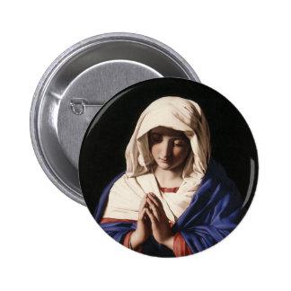 Madonna Button