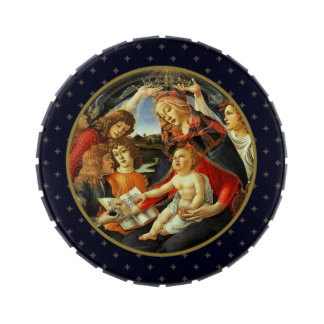 Madonna by Botticelli Gift Christmas Candy Candy Tins