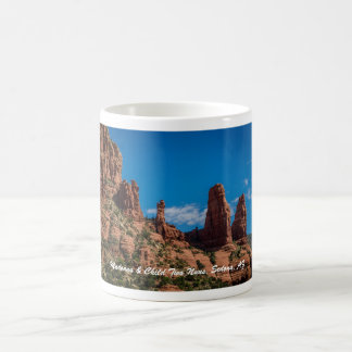 Madonna & Child Two Nuns, Sedona, AZ Coffee Mug