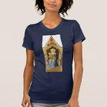 Madonna con ángeles de Gentile da Fabriano Camisetas