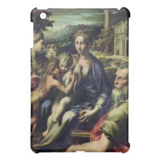 Madonna con el santo Zacharias, c.1527-30 (aceite