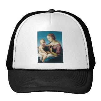 madonna cowper by Raffaello Sanzio da Urbino Trucker Hat