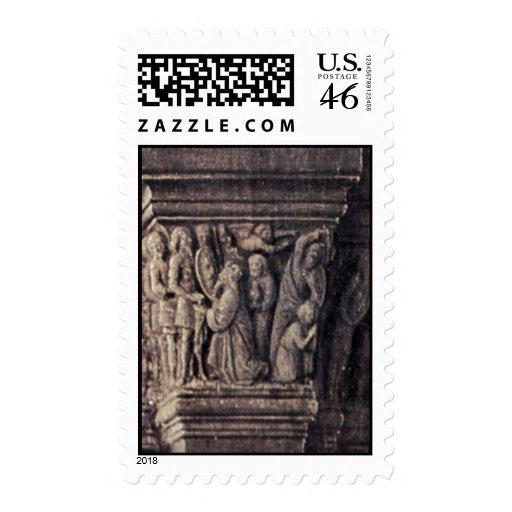 Madonna de Canon George Van Der Paele By Eyck ener Sellos