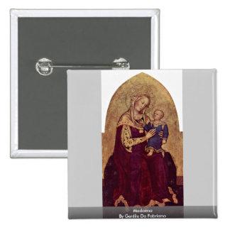 Madonna de Gentile da Fabriano Pins