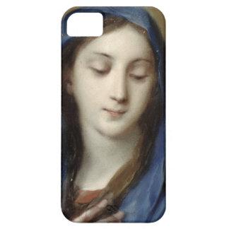 Madonna de la capilla (en colores pastel en el funda para iPhone SE/5/5s