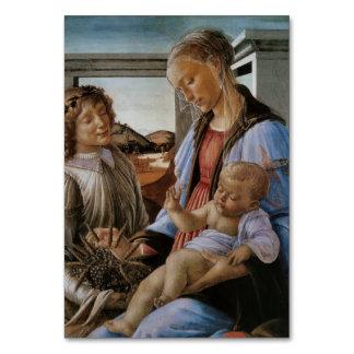 Madonna de la eucaristía por Botticelli