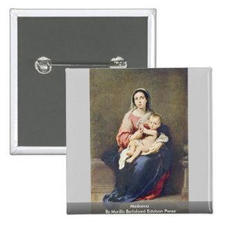 Madonna de Murillo Bartolomé Esteban Pérez Pins
