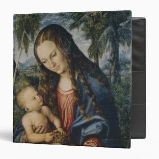 """Madonna debajo del árbol de abeto, c.1510 carpeta 1 1/2"""""""