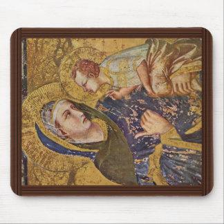 Madonna Dei Tramonti By Lorenzetti Pietro Mouse Pad