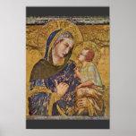 Madonna Dei Tramonti de Lorenzetti Pedro Impresiones