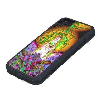 MADONNA DEL ARTE DEL ARA DE LA APARICIÓN DEL SOL N iPhone 5 Case-Mate CARCASAS