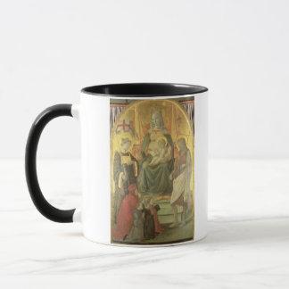 Madonna del Ceppo, 1453 (and detail 62016) Mug