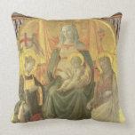 Madonna del Ceppo, 1453 (y detalle 62016) Almohada