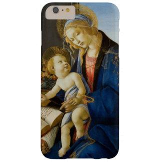 Madonna del libro por Botticelli Funda Para iPhone 6 Plus Barely There