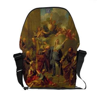 Madonna del Magnificat Bolsa De Mensajeria