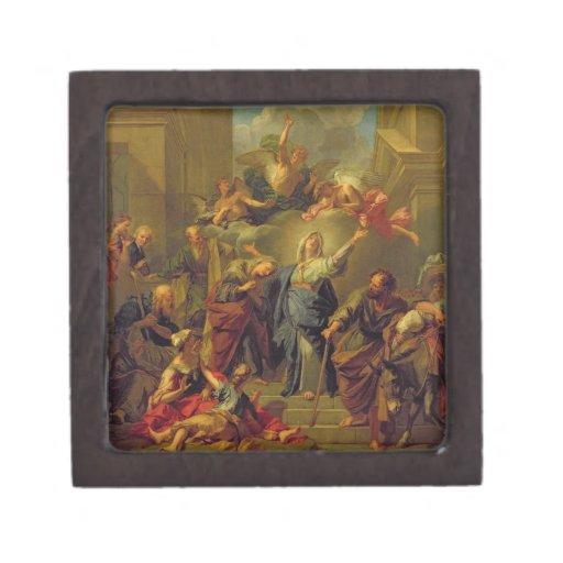 Madonna del Magnificat Cajas De Joyas De Calidad