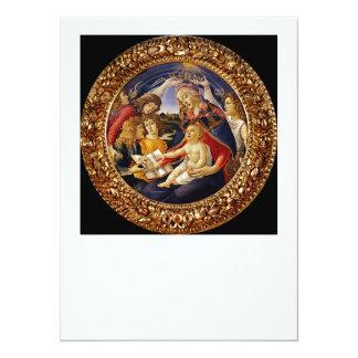 Madonna del Magnificat Card