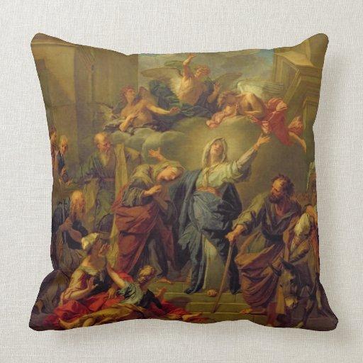 Madonna del Magnificat Almohada