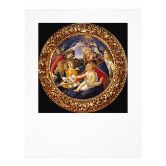 Madonna del Magnificat Flyer