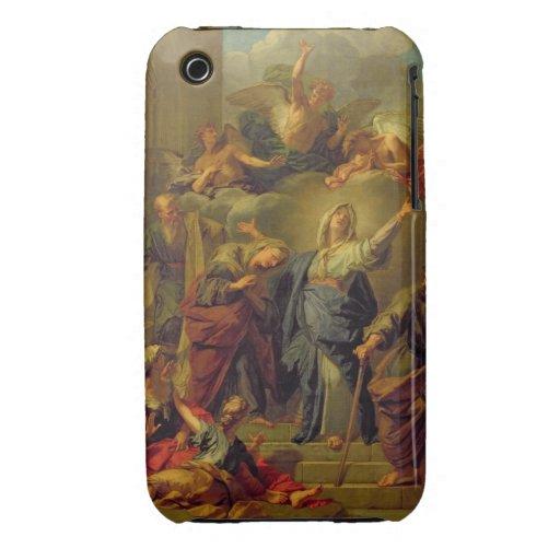 Madonna del Magnificat Case-Mate iPhone 3 Cárcasas