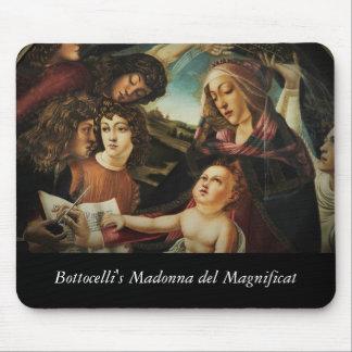 Madonna del Magnificat Mouse Pad