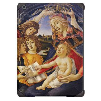 Madonna del Magnificat por Botticelli Funda Para iPad Air