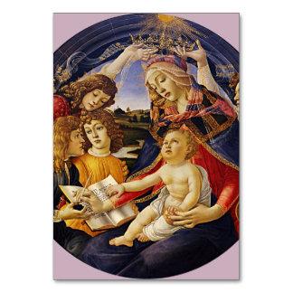 Madonna del Magnificat por Botticelli